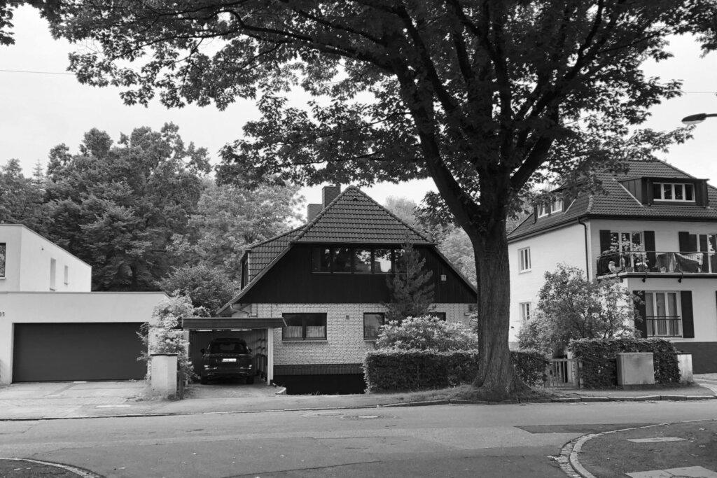 Schwarzbuchenweg | Wellingsbüttel